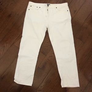 White The Row Jeans